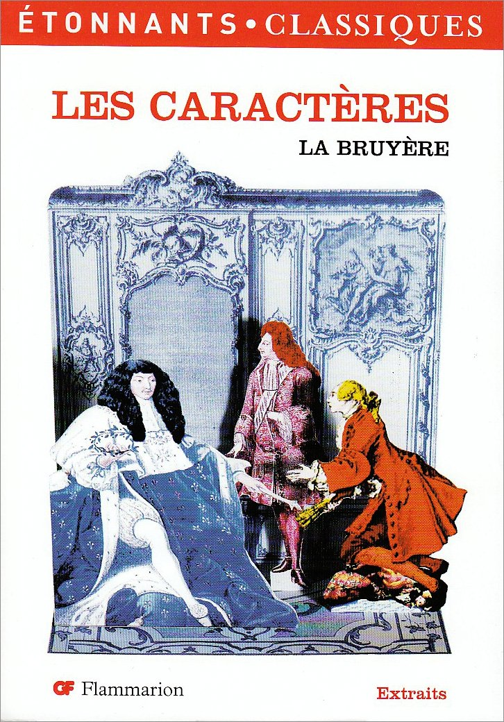Download Les caracteres (extraits) (French Edition) pdf