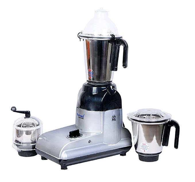 Sumeet-Traditional-Domestic-DXE-Mixer-Grinder-750-Watts-110-V-White-free-ship