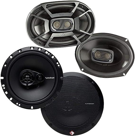 "Polk Audio DB692 225 Watts 6/"" x 9/"" 2-Way Coaxial Marine Certified 6/""x9/"" New"
