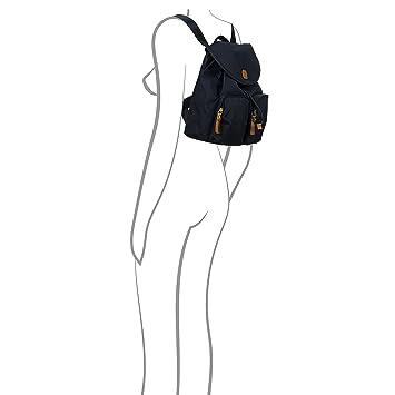 Amazon.com | Brics USA Luggage Model: X-BAG/X-TRAVEL |Size: city backpack piccolo | Color: NAVY | Casual Daypacks