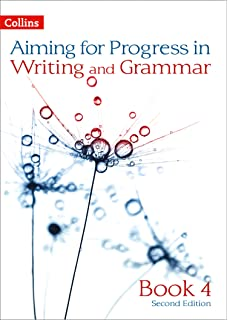 Progress in Writing and Grammar: Book 3 (Aiming for): Amazon