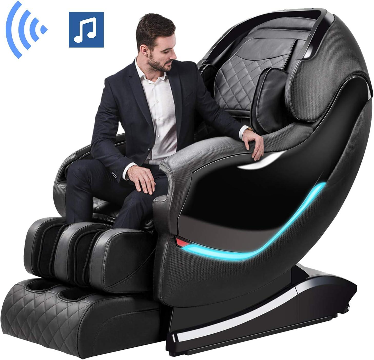 Amazon.com: Massage Chair by OOTORI,3D SL-Track Thai Yoga ...