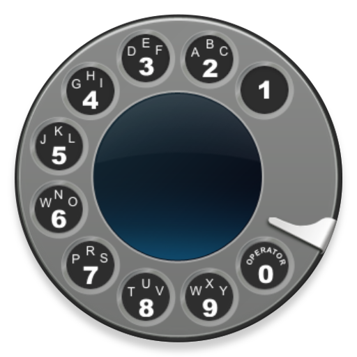 (Old School Rotary Dialer)