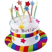 WIDMANN Happy birthday hat (gorro/sombrero)