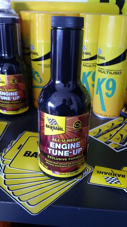 BARDAHL Engine Tune Up & Flush Additivi Per Olio Motore Rimuove Depositi 326 ML