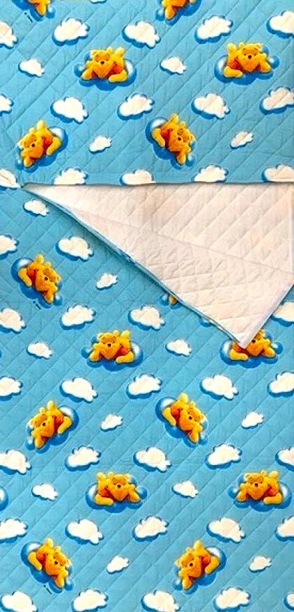 Saco dormir Guardería Disney Winnie The Pooh azul – 2 – 6 años