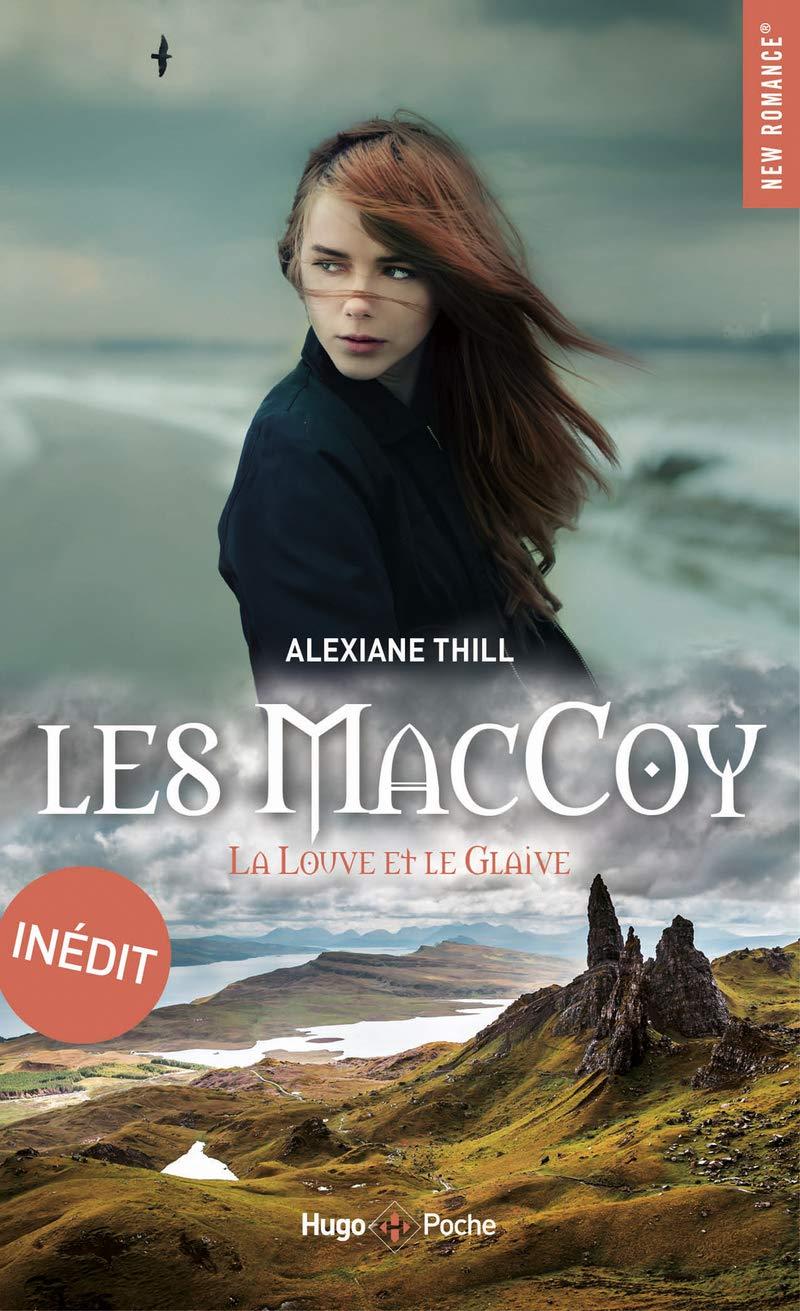 Les Maccoy - Tome 3 : La Louve et le Glaive de Alexiane Thill  71b48gPeOZL