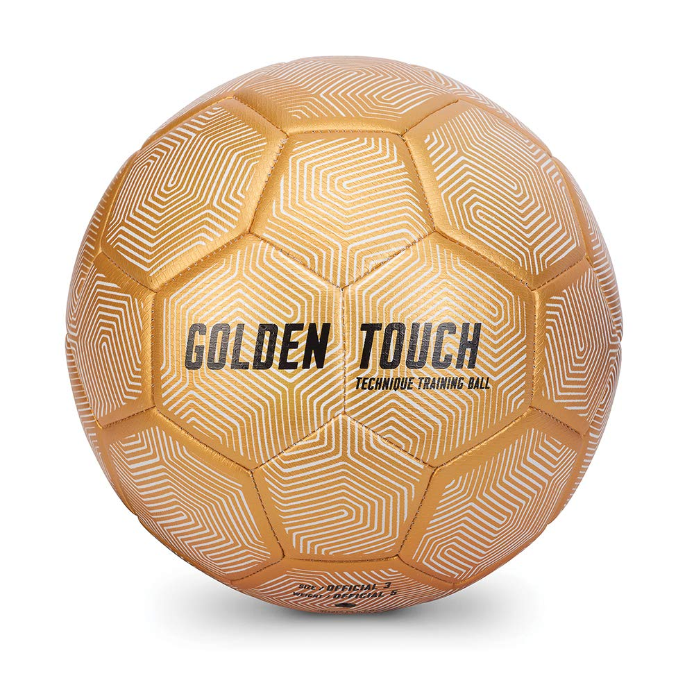 SKLZ Golden Touch Weighted Soccer Technique Training Ball by SKLZ