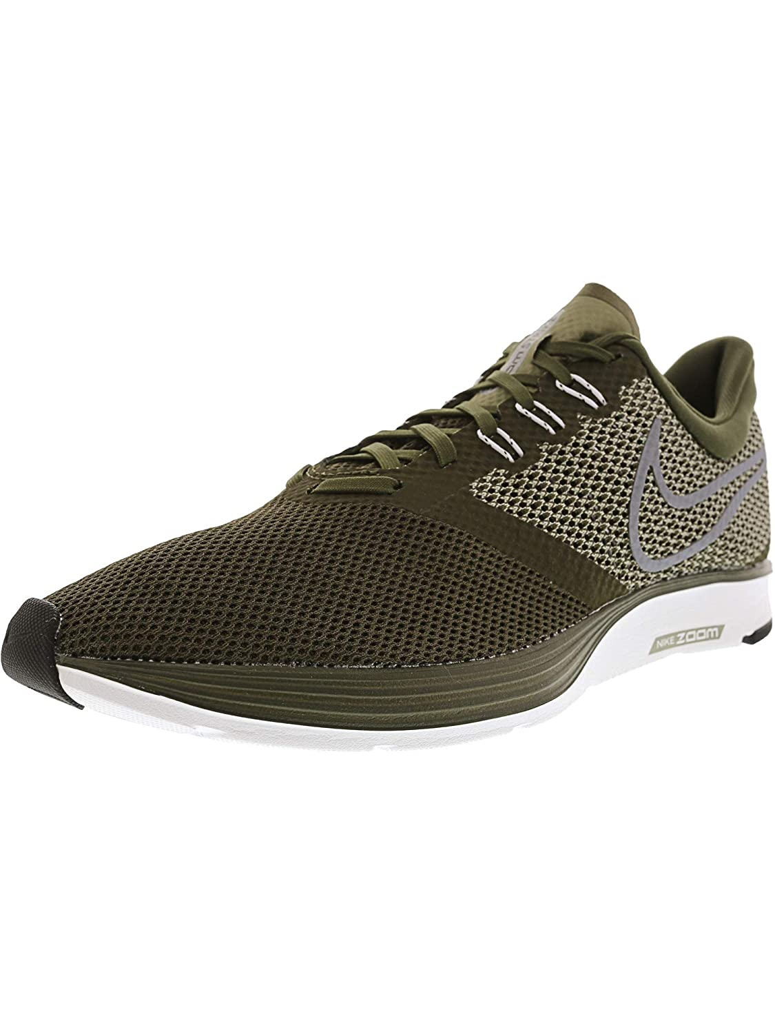 buy online 7639f 15a21 Nike Men s Zoom Strike Running Shoes  Amazon.co.uk  Sports   Outdoors