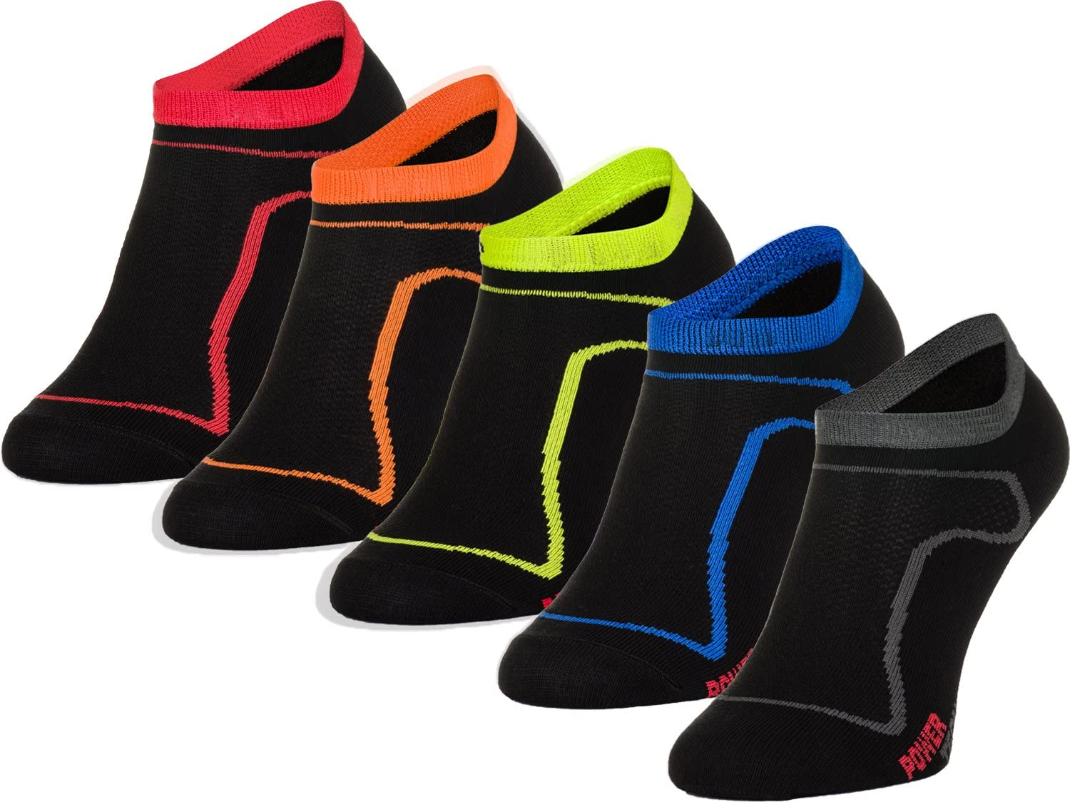 Aptitude Freenord THERMOACTIVE Chaussettes 5 Paire Cyclisme Running