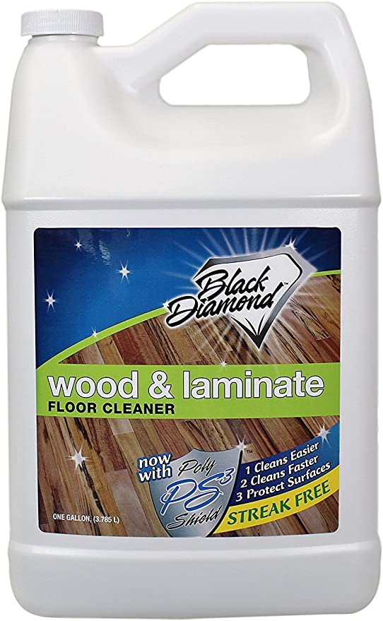 Amazon Com Wood Laminate Floor Cleaner For Hardwood Real
