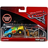 Disney/Pixar Cars 3 Demo Derby Airborne with Synthetic Tires Die-Cast Vehicle