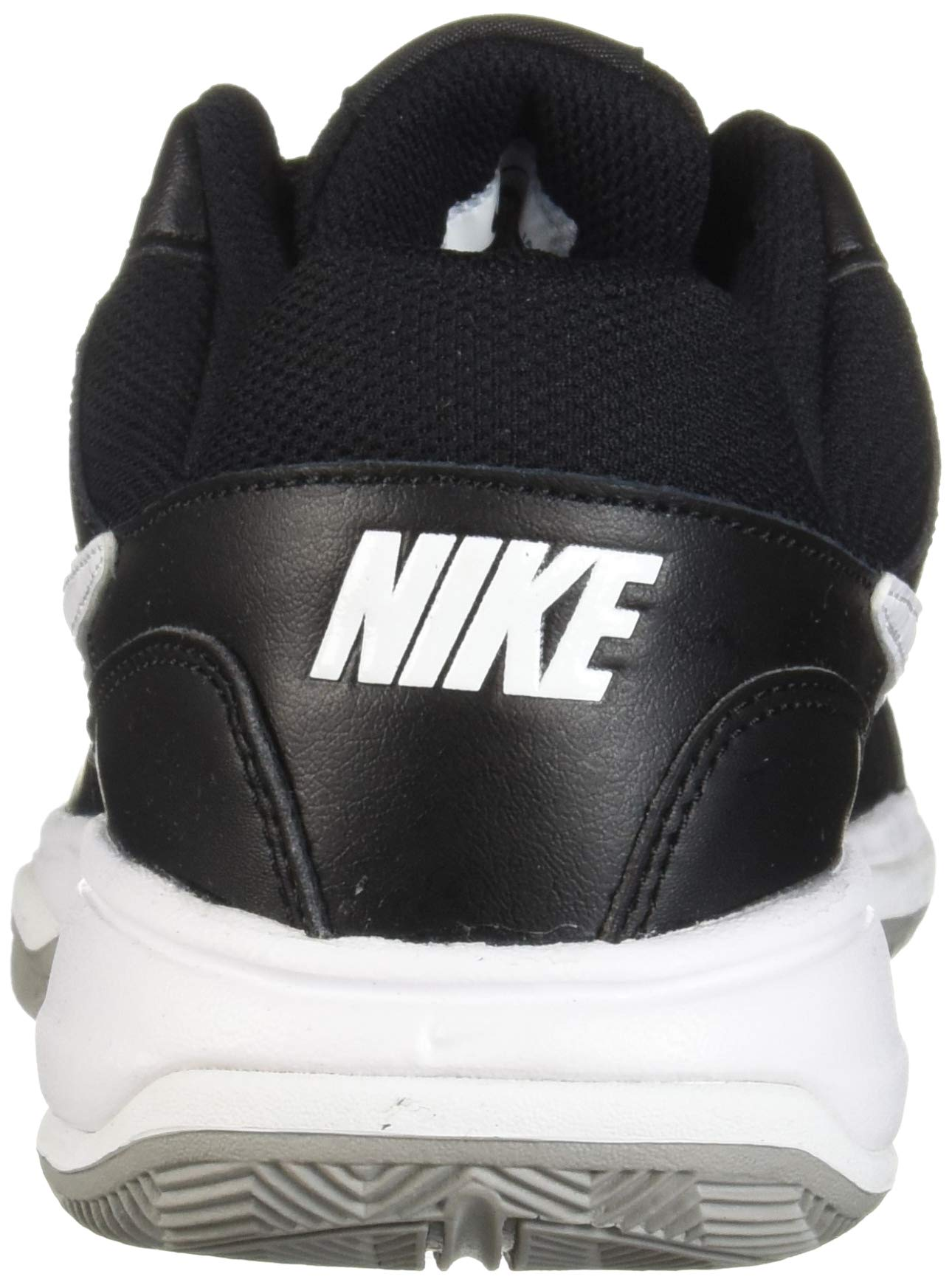 NIKE Men's Court Lite Athletic Shoe, Black/White/Medium Grey, 7.5 Regular US by Nike (Image #2)