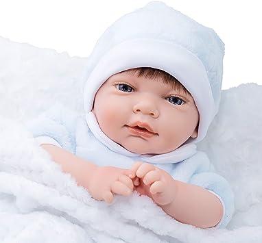 Amazon.es: MARÍA JESÚS Bebe Reborn simulación 734, muñecas Bebes para niñas, Bebes Reborn, muñecos Reborn, Baby Reborn: Juguetes y juegos