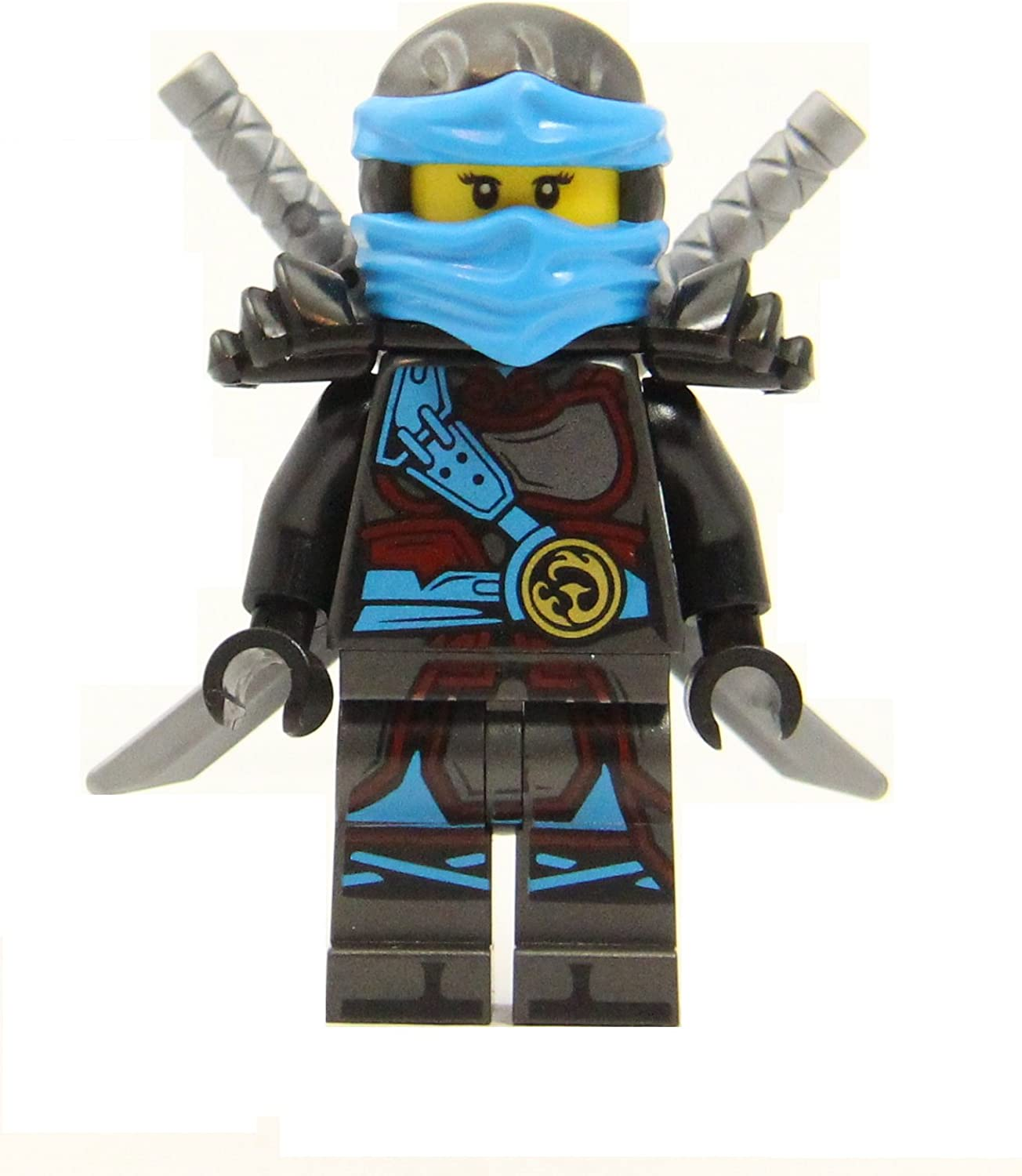 LEGO Accessories Ninjago NYA Hands of Time woth Dual Swords