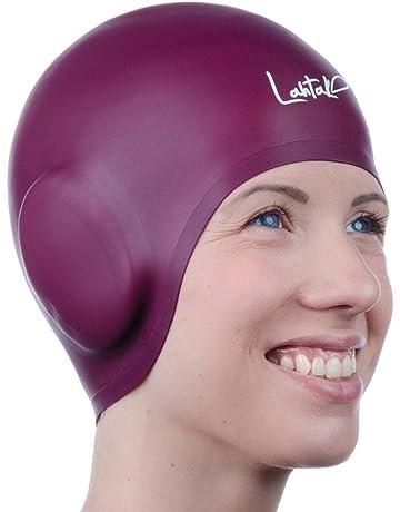 307a09e9c50c Gorros de natación | Amazon.es