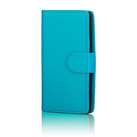 3 opinioni per Custodia Motorola Moto G4 Play (2016), 32nd [Book Wallet] Ecopelle e Slot per