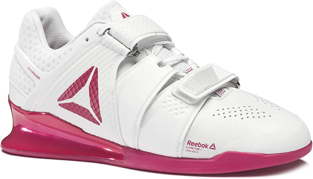 Reebok Women s Legacy Lifter Training Shoes (9.5 M US 0fbe2d30f