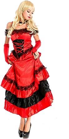 Wicked disfraz para mujer ablashi Dancer para mujer para mayores ...