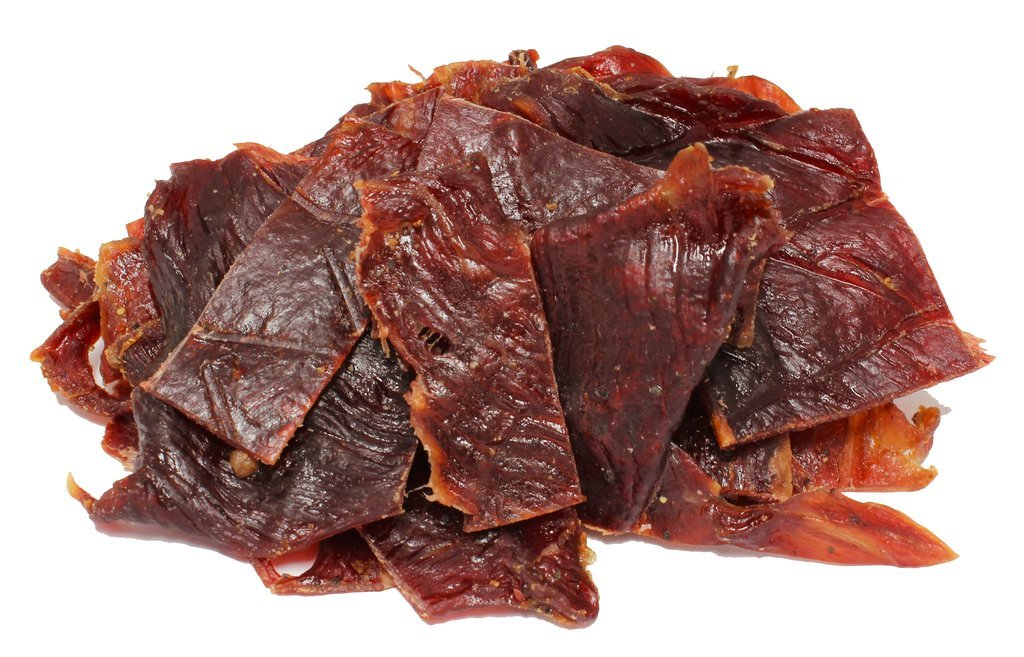 People's Choice Beef Jerky - Classic - Teriyaki - High Protein Meat Snack - 3 Ounce Bag by People's Choice Beef Jerky (Image #2)