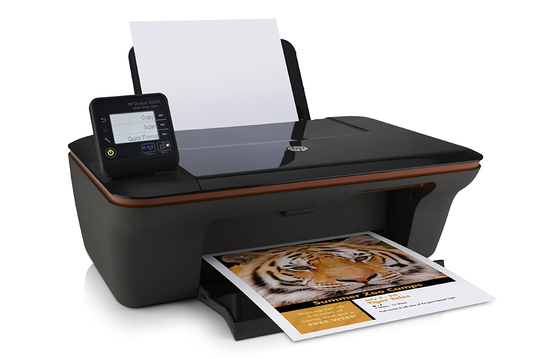 HP Deskjet 3055A e-All-in-One - Impresora multifunción de tinta ...