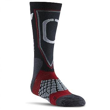 Reebok CrossFit - Calcetines para hombre, hombre, Crossfit, negro, 37-39: Amazon.es: Deportes y aire libre