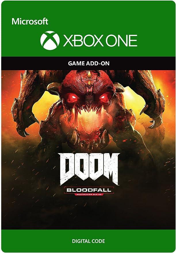 Doom 4: Bloodfall (DLC 3) | Xbox One - Código de descarga: Amazon ...