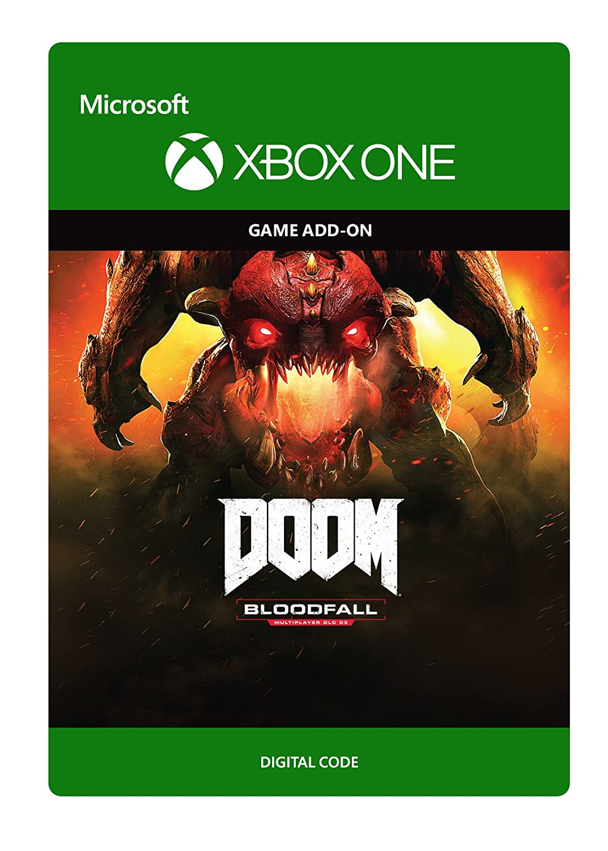 Doom 4: Bloodfall (DLC 3) DLC [Xbox One - Download Code