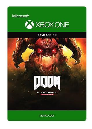 Doom 4: Bloodfall (DLC 3) DLC [Xbox One - Download Code]: Amazon co