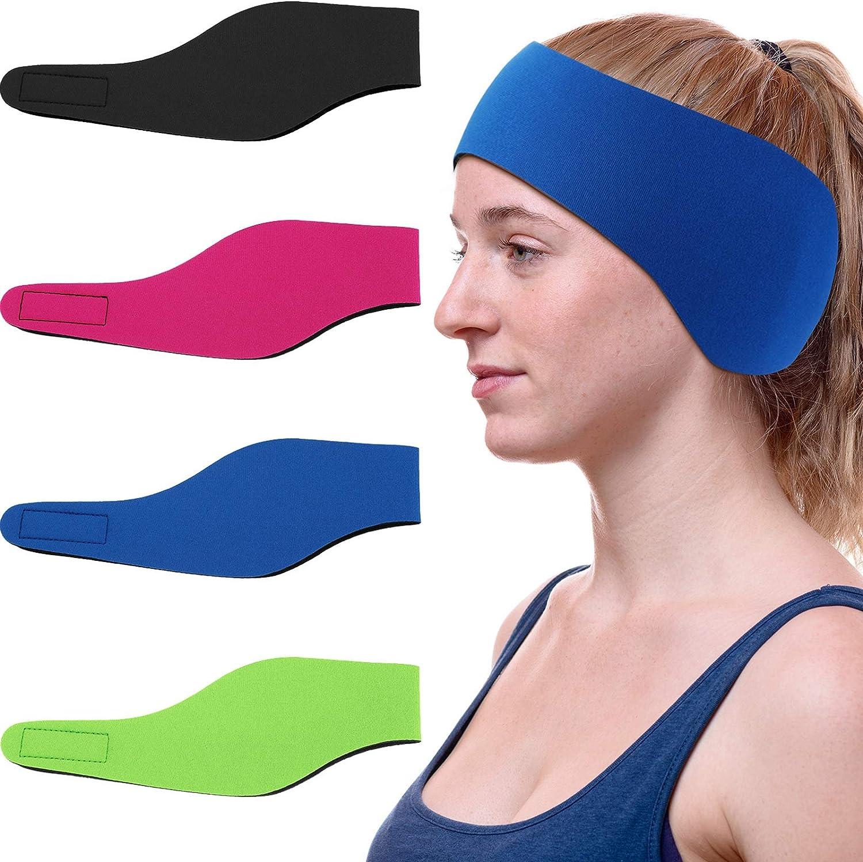1X Children Adult Swimming Ear Band Headband Neoprene Kid Junior Ear Protect/_sh