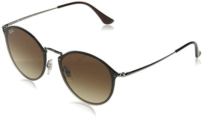 42f9e995faa5e Óculos de Sol Ray Ban Blaze Round RB3574N 004 13-59  Amazon.com.br ...