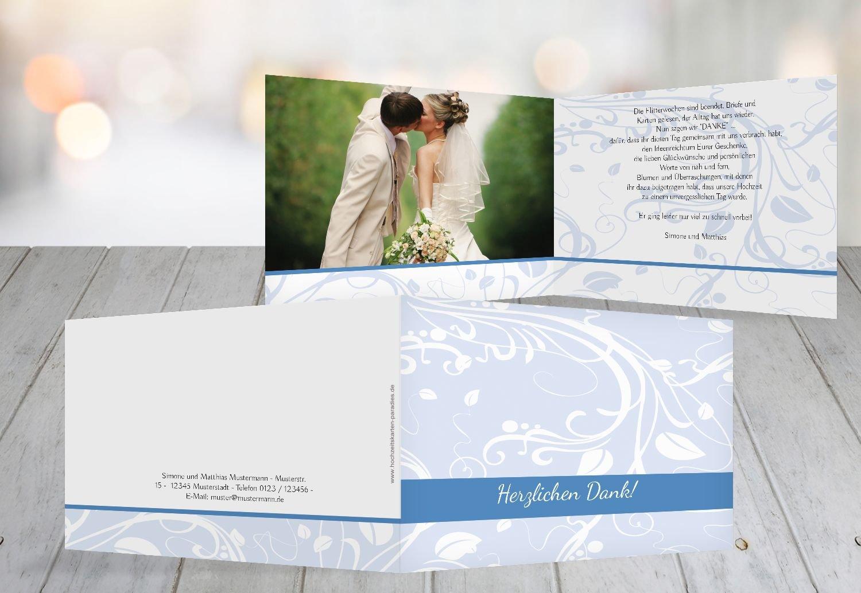 Kartenparadies Danksagung für Hochzeitsgeschenke Hochzeit Dankeskarte Blättertraum, hochwertige Danksagungskarte Hochzeitsglückwünsche inklusive Umschläge   10 Karten - (Format  148x105 mm) Farbe  WeinRot B01N13HMKP | Verschiedene