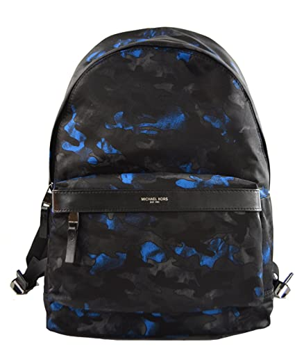 ff08a992a057 Image Unavailable. Image not available for. Color: Michael Kors Kent Nylon  Backpack ...
