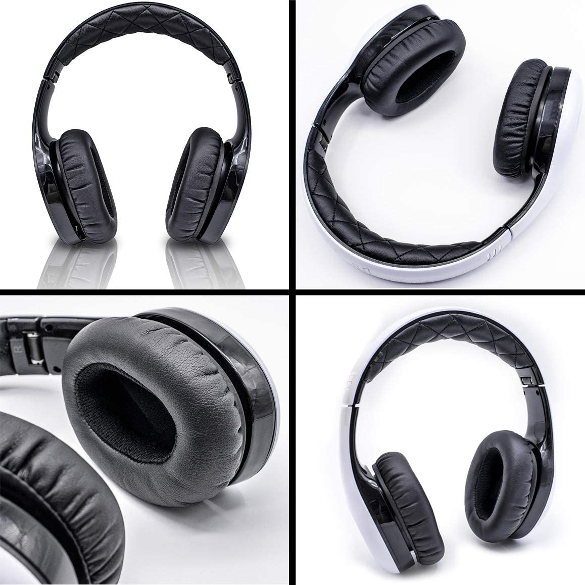 Replacement Ear Pads Compatible Soul Ludacris SL300WB SL150CB SL150 SL300 Electronics SE5BLK Elite High Definition Active Noise Canceling Headphones