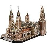 Cubic Fun MC184H - 3D Puzzle Cattedrale di Santiago De Compostela Spagna