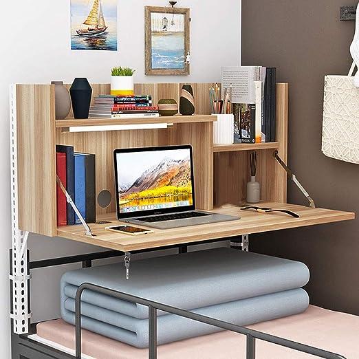 QYJH-Folding table YJH-Mesa pequeña Plegable-Cama Dormitorio ...