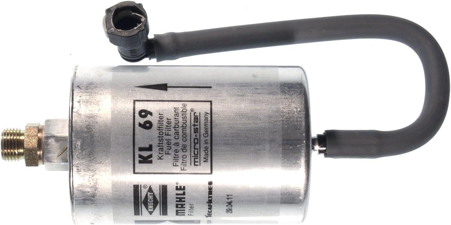 Mahle Knecht Kl 69 Kraftstofffilter Auto