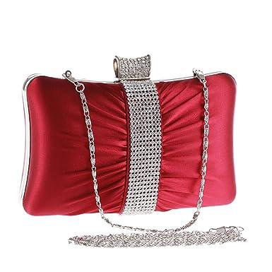 Diamond Bankett Party Dinner Party Taschen Umhang Taschen Damen Handtaschen Taschen,9-OneSize Laidaye