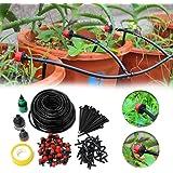 KING DO WAY Bewaesserung DIY wasser set bewaesserung tropf bewaesserungssystem automatische anlagen garten bewaesserung pflanzen