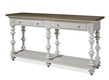 Paula Deen Home Dogwood Console Table In Blossom