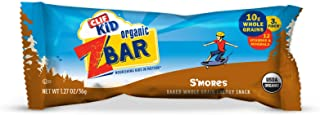 product image for Clif Kid Z Bar Organic Energy Bar Smore's, 12 Count
