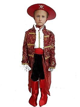 pequeños monelli Disfraz Pirata Niño Vestido Carnaval Pirata O ...