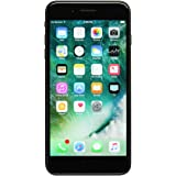 Apple iPhone 7 Plus, 32GB, Black - Fully Unlocked (Renewed)