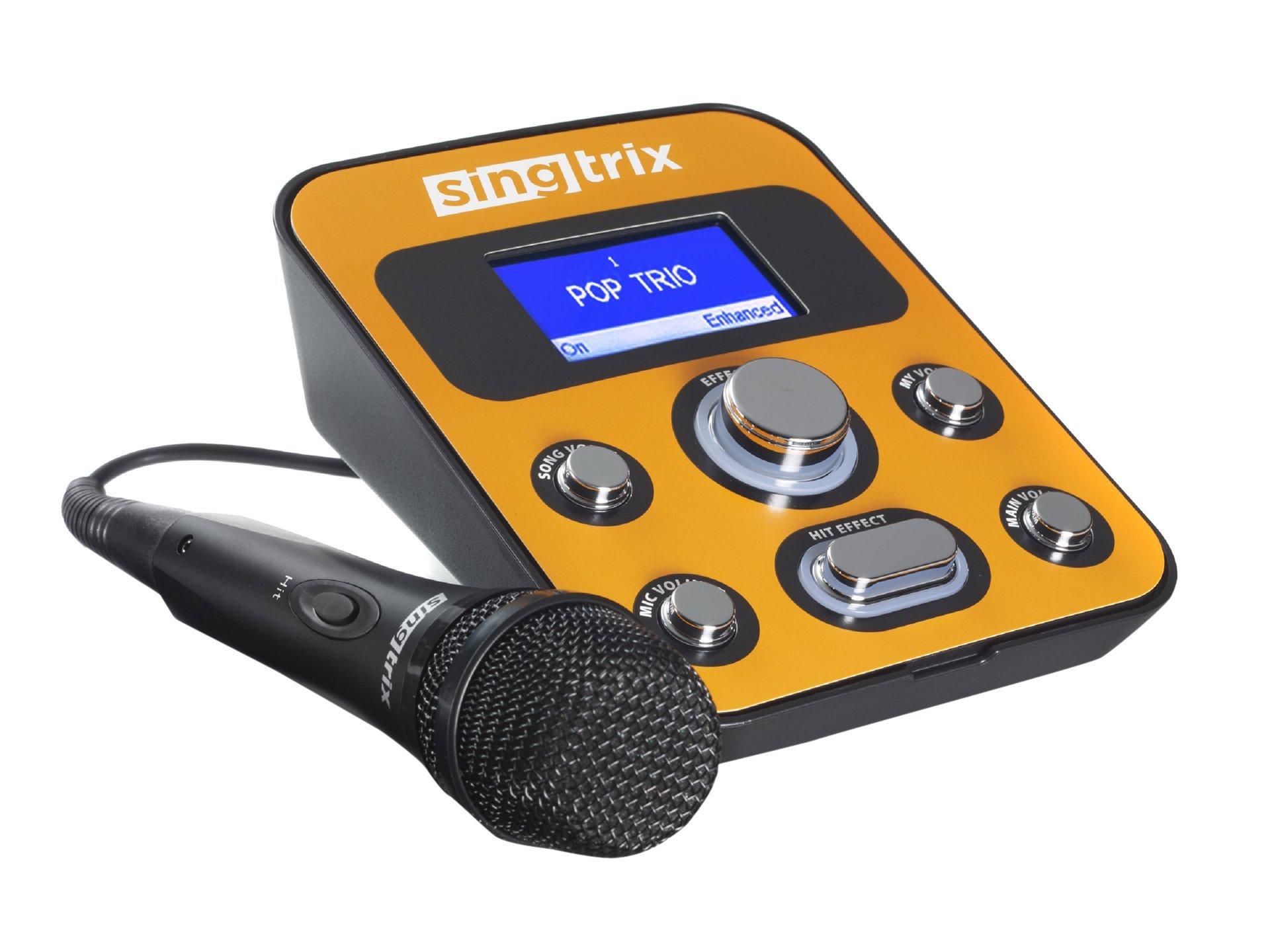 Singtrix SGTXPB1 Personal Bundle Home Karaoke System
