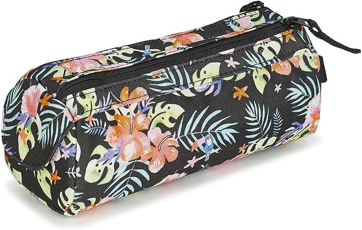 RIP CURL Pencil Case 2P Toucan FLO Estuche Filles Negro/Multicolor - única - Neceser: Amazon.es: Zapatos y complementos