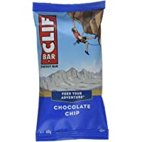 Clif Bar Chocolate Chip, 816 g Pack of 12