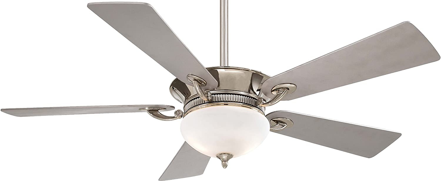 Minka aire f701 ka delano 52 ceiling fan with light kit kocoa minka aire f701 ka delano 52 ceiling fan with light kit kocoa finish with dark walnutmedium maple blade finish with rustic scavo glass amazon aloadofball Gallery