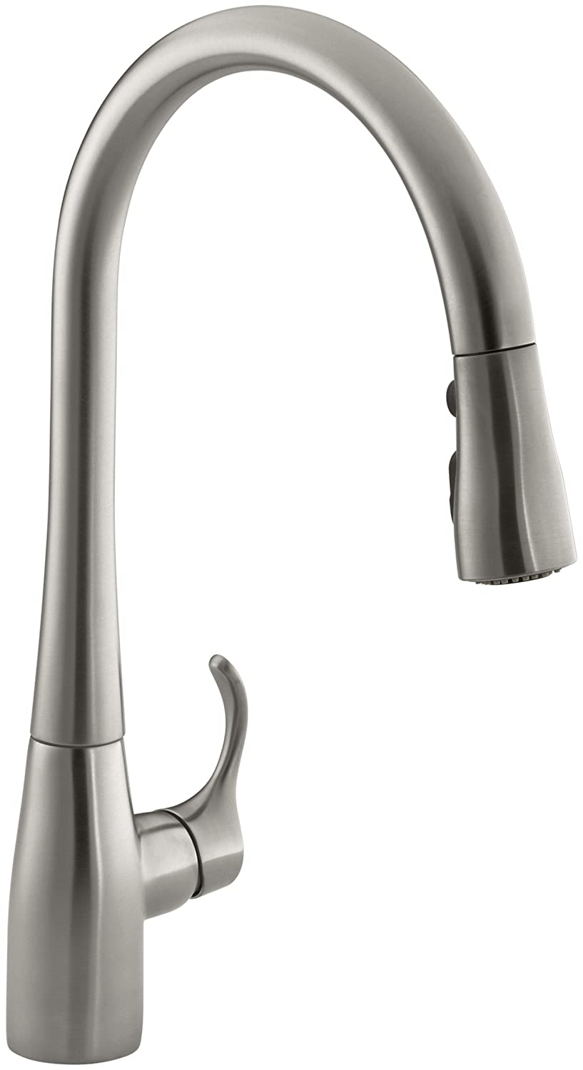 Pull-Down Kitchen Faucet With Magnetic Sprayer Dock | Best Kitchen ...