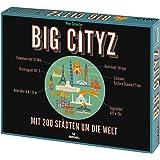 moses. - Big Cityz - Mit 200 Städten um Welt   Das Besondere Geographie-Spiel für die ganze Familie   Ab 12 Jahren