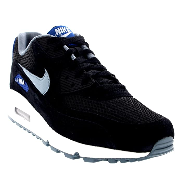 nike air max 90 damen trainingsschuh schwarz lila
